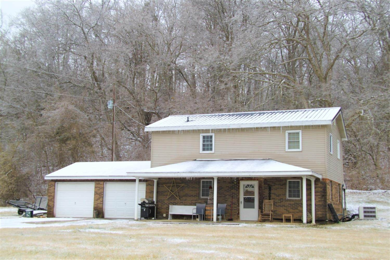 Single Family Homes por un Venta en 687 Cassidy Creek Road Carlisle, Kentucky 40311 Estados Unidos