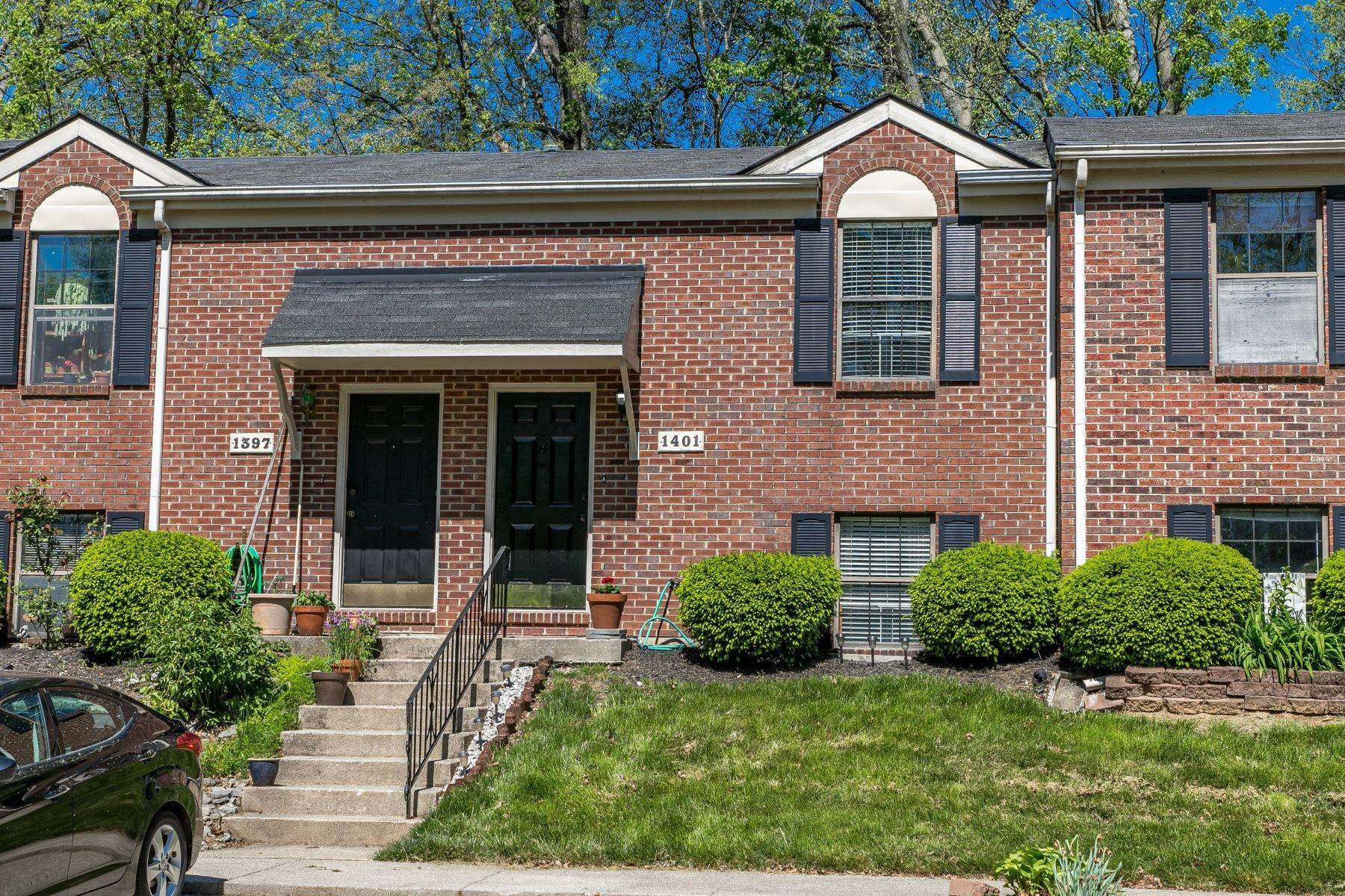 townhouses for Sale at 1401 Hartland Woods Way Lexington, Kentucky 40515 United States