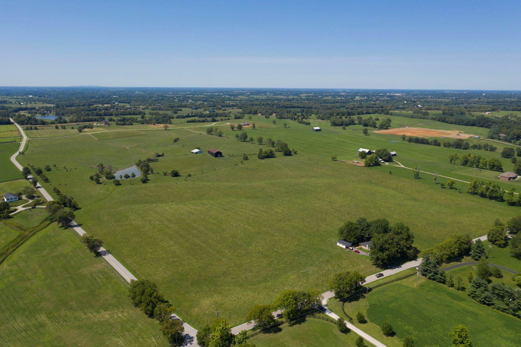 Farm and Ranch Properties for Sale at 4395 Troy Pike Versailles, Kentucky 40383 United States